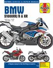 BMW S1000RR/R & XR (10 to 17) Haynes Repair Manual